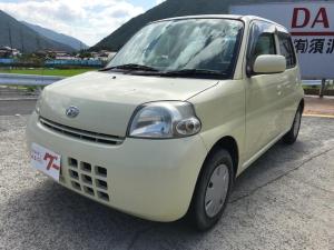 ダイハツ エッセ 600 L 軽自動車 フロアAT エアコン 4名乗り CD