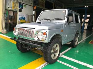 スズキ ジムニー ランドベンチャ ETC 4WD  5MT 2インチリフトUP