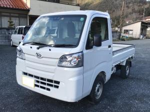 ダイハツ ハイゼットトラック スタンダードSAIIIt 4WD 5速MT エアコン パワステ キーレス