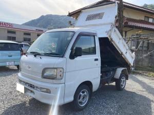 ダイハツ ハイゼットトラック  ダンプ 4WD 5速MT