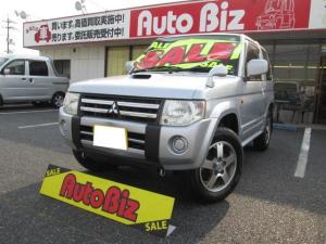三菱 パジェロミニ VR  切替4WD ナビ ワンセグTV キーレス 電格ミラー