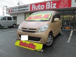 ダイハツ ムーヴ Xリミテッド フルタイム4WD CVT ABS 純正アルミ CD