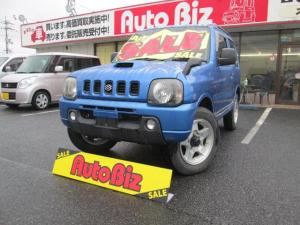 スズキ ジムニー XC 切替4WD キーレス ABS CD フォグランプ