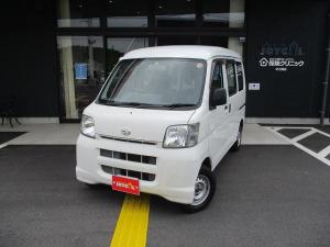 ダイハツ ハイゼットカーゴ スペシャル パワステ エアコン 4WD
