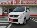 スズキ/ワゴンR FX 4WD 純正CD シートヒーター 13インチアルミ
