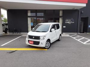 スズキ ワゴンR FX 5MT 4WD 社外ワンセグナビ バックカメラ シートヒーター キーレス