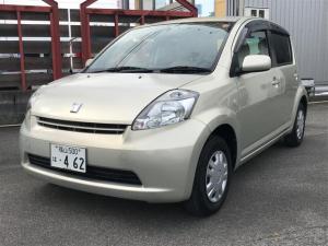 トヨタ パッソ X エアバッグ AC WエアB ABS キーレスエントリー