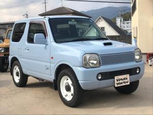 スズキ ジムニー J2 2WD ターボ キーレス 背面タイヤ オートマ CD
