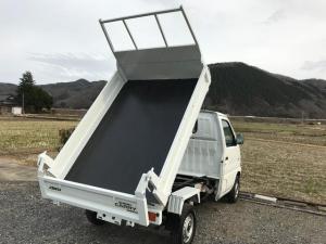 スズキ キャリイトラック ダンプ 4WD エアコン パワステ 5速 ダンプ3方開荷台 K6エンジン クラッチ交換済 車検整備付