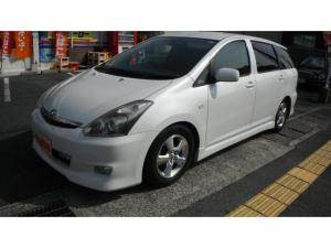 トヨタ ウィッシュ Xリミテッド車検R4 6月走行5.9万