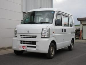 マツダ スクラム PA 4WD 5速MT エアコン パワステ 両席エアバッグ