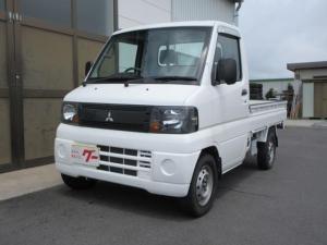 三菱 ミニキャブトラック VX-SE 4WD オートマ エアコン 作業灯 ラジオ