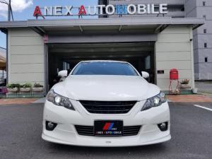 トヨタ マークX 250G Sパッケージリラックスセレクション /MODELLISTA/SR/NAVI/TV/ETC/OP18AW