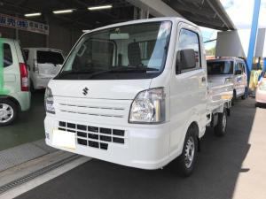 スズキ キャリイトラック KCエアコン・パワステ 切替4WD