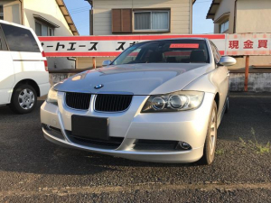 iBMW BMW 320i ETC アルミ CD Bluetooth接続