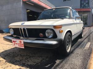 BMW 2002 2002 オートマ オーディオ付