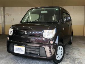 スズキ MRワゴン ECO-L ワンオーナー車 Bカメラ ディスプレイオーディオ Bluetooth スマートキー プッシュスタート アイドリングストップ 禁煙車