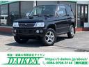 三菱/パジェロミニ アクティブフィールドエディション 4WD ターボ ナビ