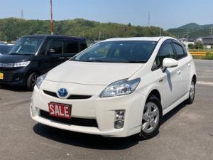 トヨタ プリウス S CDオーディオ ESC ETC エアコン 盗難防止 衝突安全ボディ