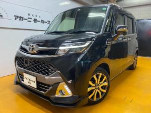 トヨタ タンク カスタムG-T オプション100万 ワンオーナー車 ディーラー整備