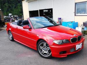 BMW 3シリーズ 330Ciカブリオーレ Mスポーツパッケージ 純正ナビ ETC
