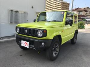 スズキ ジムニー XC 4WD 5速MT TVナビ バックカメラ ETC スマートキー プッシュスタート Bluetooth接続可