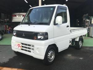 三菱 ミニキャブトラック VX-SE 4WD 5速MT エアコン