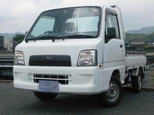 スバル サンバートラック TB 4WD パワステ エアコン