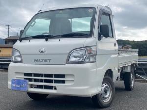 ダイハツ ハイゼットトラック エアコン・パワステ スペシャル 5MT ヘッドライトレベライザー