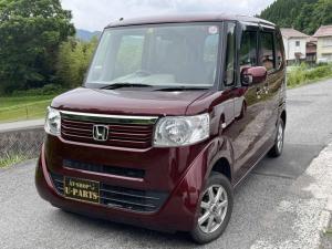 ホンダ N-BOX G 4WD.ナビ.地デジ.Bluetoothオーディオ.ETC.DVD.スタッドレス