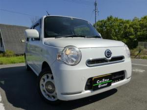 ダイハツ ミラココア ココアX キーフリー エコアイドル ABS 4WD