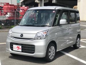 マツダ フレアワゴン XG デュアルカメラブレーキサポート ワンセグナビ ETC