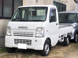 スズキ キャリイトラック KCエアコン・パワステ 4WD 5マニュアル