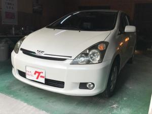 トヨタ ウィッシュ X NEOエディション 4WD 3列シート ETC キーレス