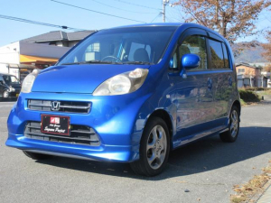 ホンダ ライフ ディーバ 4AT キーレス CD フルフラットシート ABS