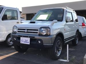 スズキ ジムニー ランドベンチャー 4WD ターボ ETC CD アルミ