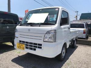 スズキ キャリイトラック KC AC AT 軽トラック ホワイト PS