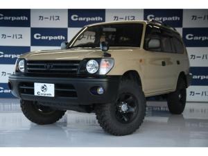 トヨタ ランドクルーザープラド TXリミテッド 4WD フルセグTV ナビ ETC 全塗装済み 寒冷地仕様