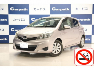 トヨタ ヴィッツ F Mパッケージ SDナビ Bluetooth TV ETC キーレスエントリー スマートキー 電動格納ミラー 禁煙車