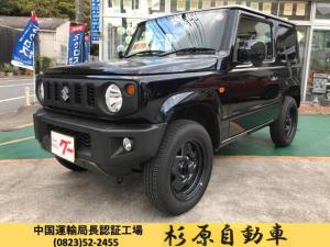 スズキ ジムニー XL 4WD デモカーアップ 禁煙車 CD スマートキー