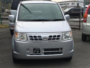 日産 オッティ E 4AT  キーレス CD ベンチシート フルフラット