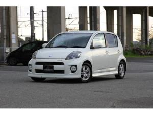 トヨタ パッソ レーシー TRDスポーツM 5MT TRDマフラー 専用サスペンション 限定車