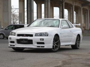 日産 スカイライン GT-R ミッドナイトパープルIII フジツボマフラー タイミングベルト交換済
