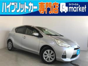 トヨタ アクア S CVT オートエアコン ETC プッシュスタート