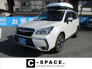 スバル フォレスター 2.0XT アイサイト 合皮シート パワーシート 電動バックドア シートヒーター 保証継承渡し 期間短く展示