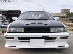 トヨタ カローラレビン GT APEX 5速MT ミッション&エンジンO/H済 強化クラッチ D席フルバケ リアウィング