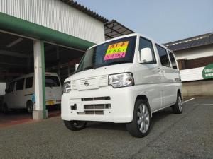 日産 NV100クリッパーバン 革調シートカバー AT車