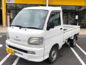 ダイハツ ハイゼットトラック スペシャル 4WD エアコン パワステ マニュアル