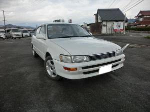トヨタ カローラ GT GT PS AT TWINCAM20 4THROTTLE  タイベル交換済  アルミ付