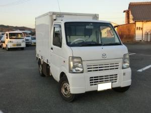 マツダ スクラムトラック 冷蔵冷凍車 マツダ車 2WD AT PS AC 修復歴なし 冷蔵冷凍-5℃〜25℃ タイミングチェーン